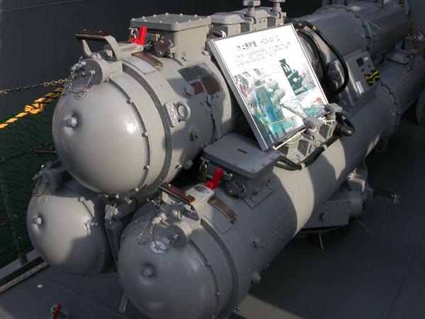 324mm短魚雷発射管